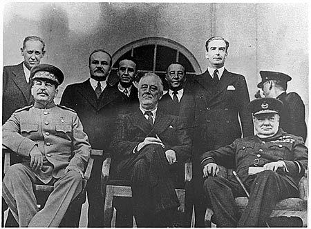 Allied War Criminals